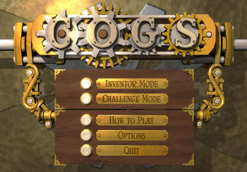 Cogs demo