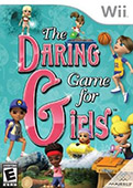 Daring Game for Girls box art