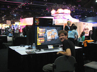 Our Indiecade booth at E3