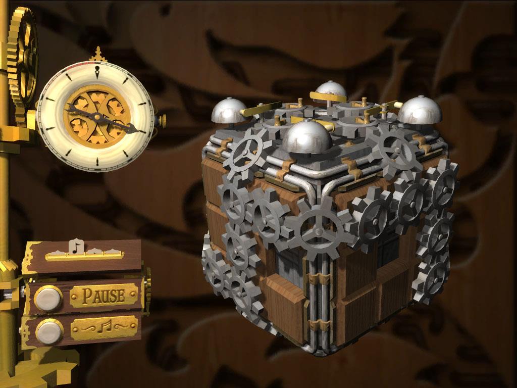 لعبة التروس الجديدة والمميزة لعبة الادمان Cogs v1.0   بجرافك 3D